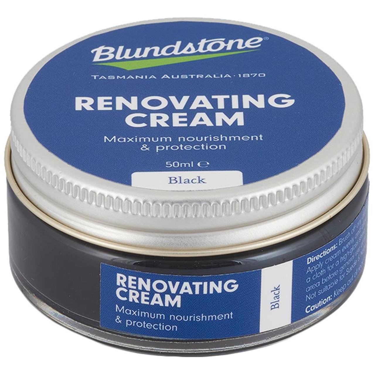 Blundstone Renovating Cream Black