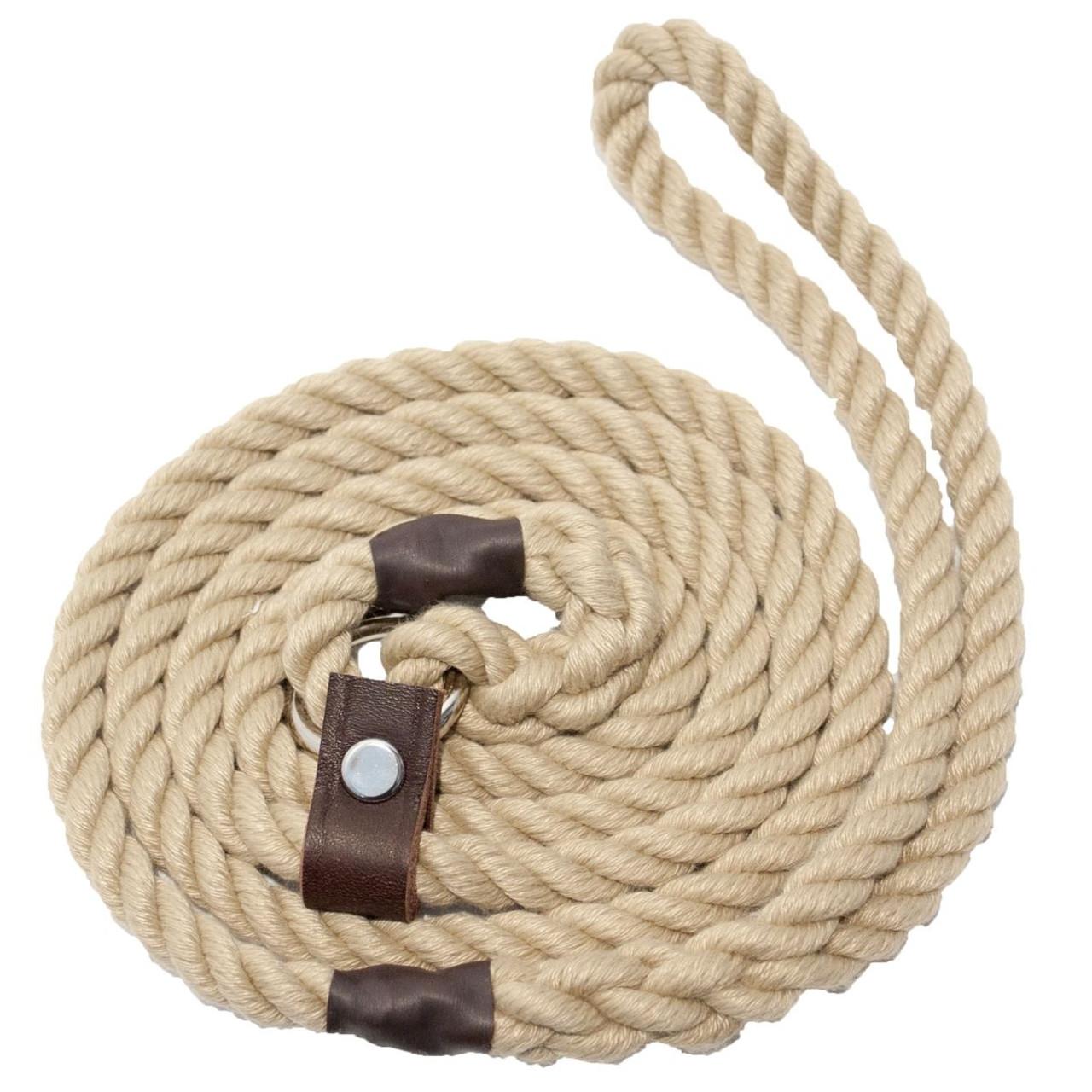 Bisley Natural Slip Dog Lead