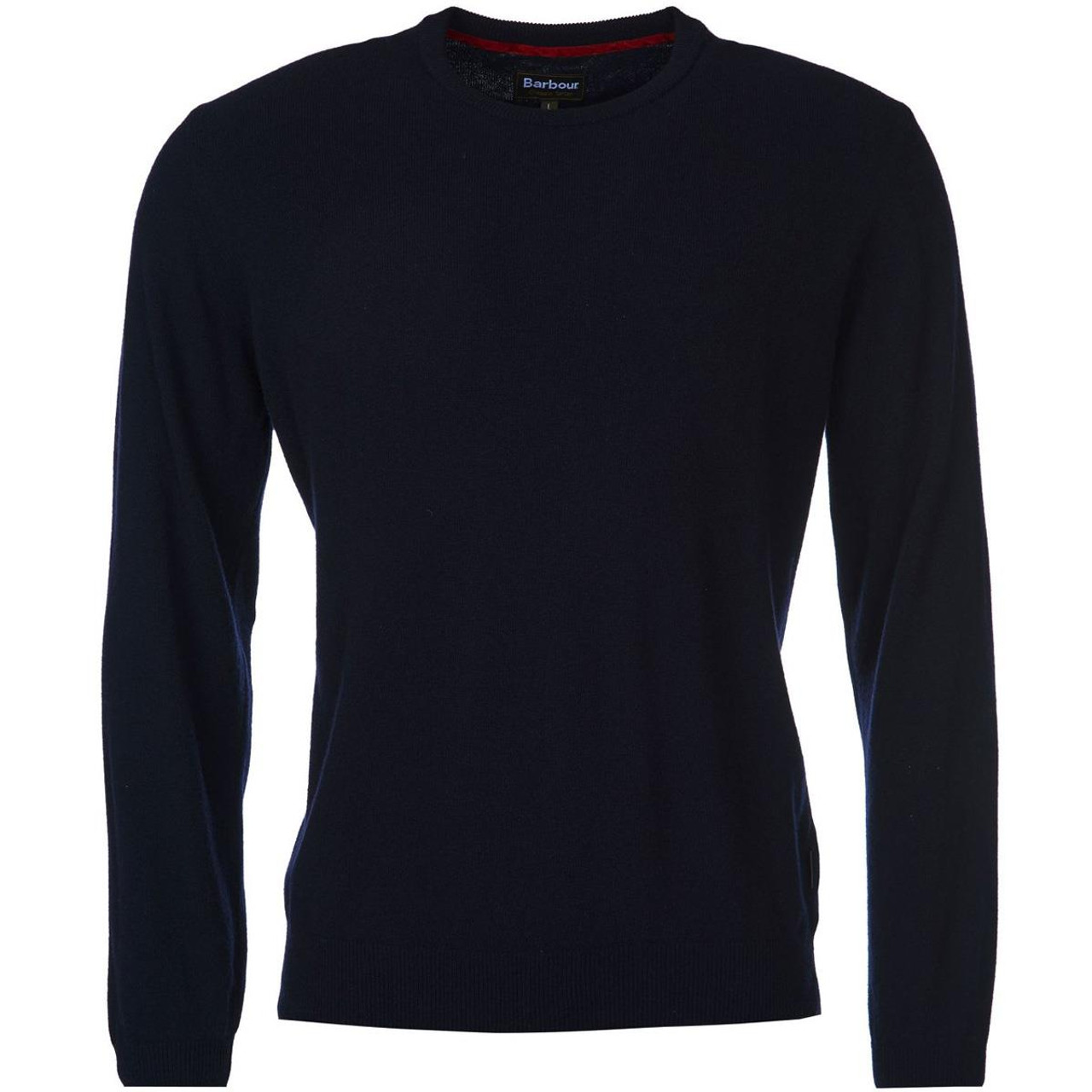 Barbour Mens Harrow Crew Neck