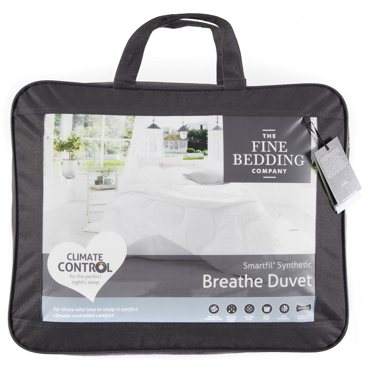 The Fine Bedding Company Breathe Duvet
