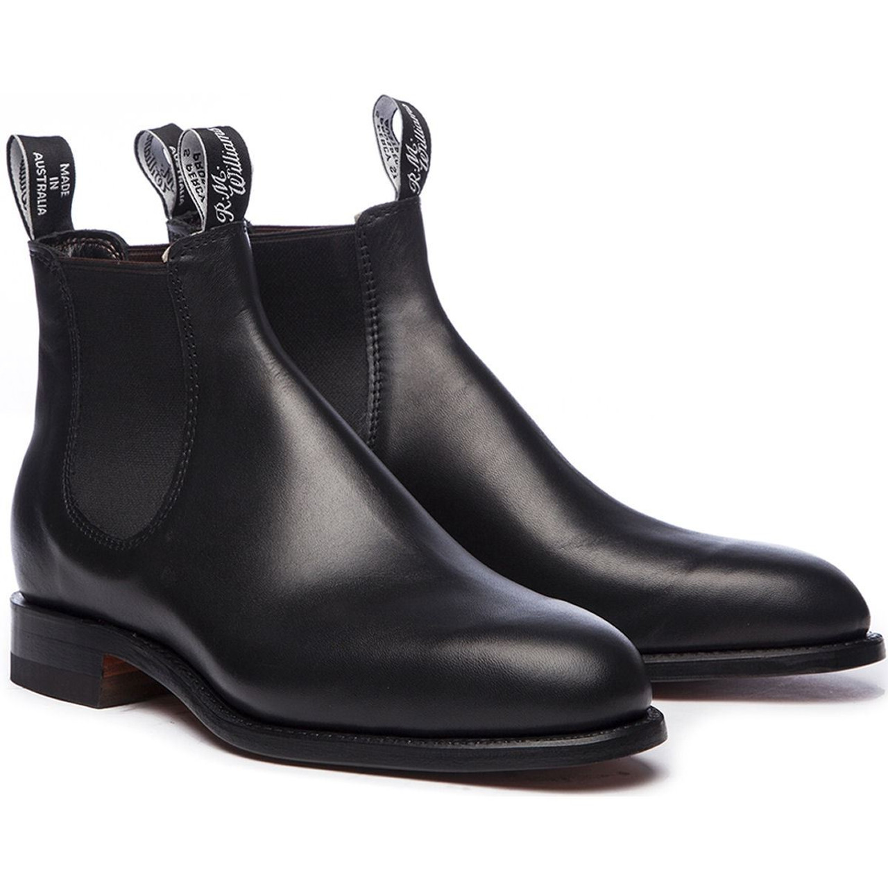 R.M. Williams Mens Classic Turnout Boots