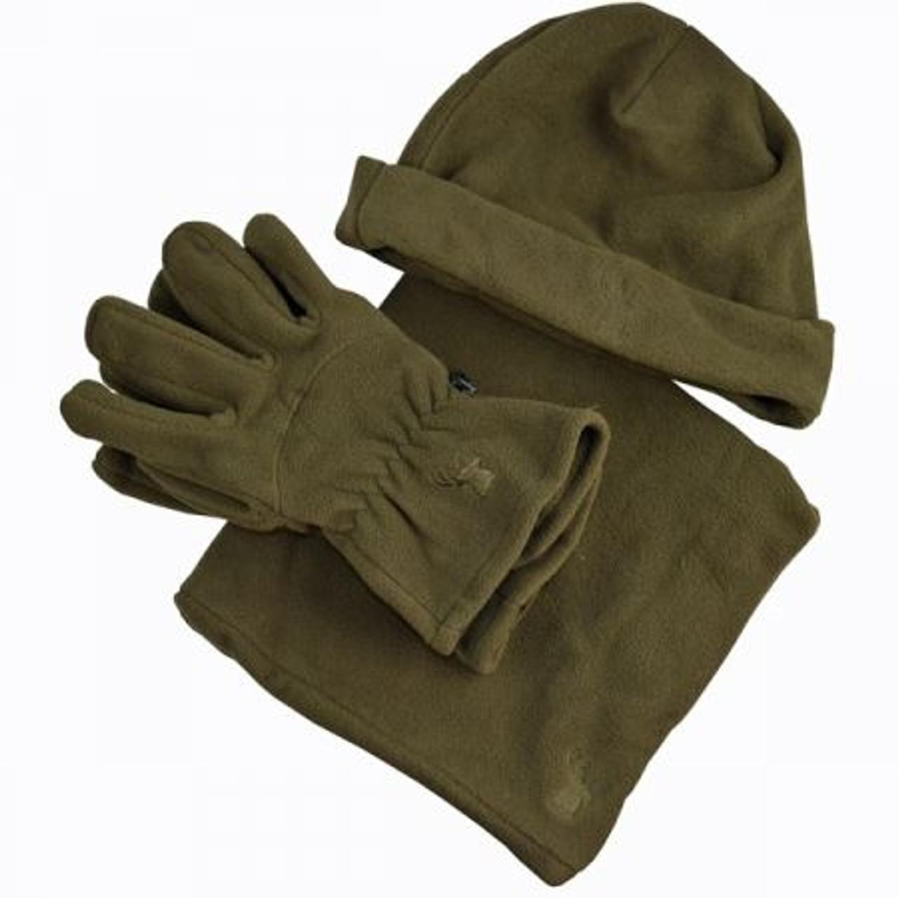 Hart Compton Hat, Glove and Snood Set
