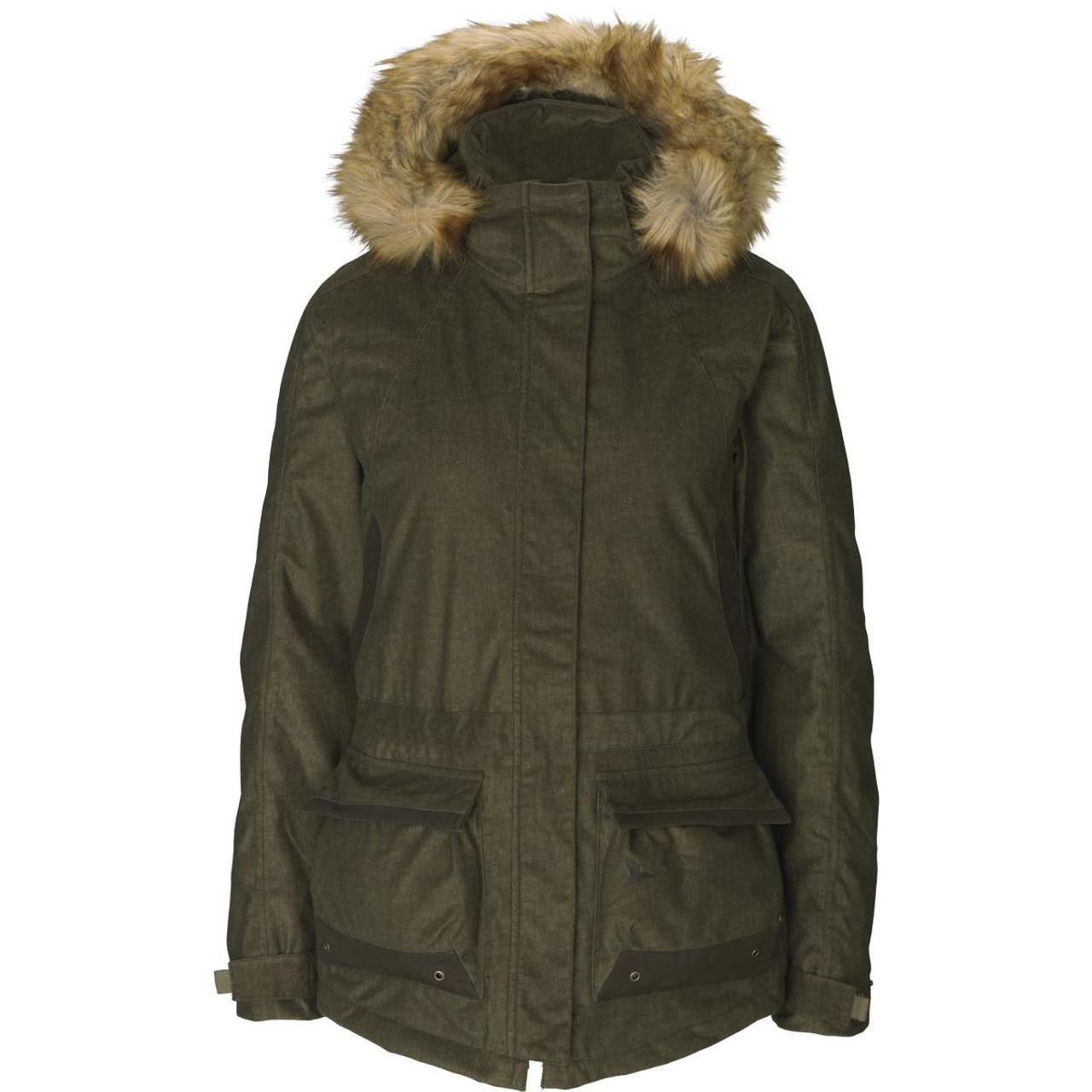 Pine Green Seeland North Lady Jacket