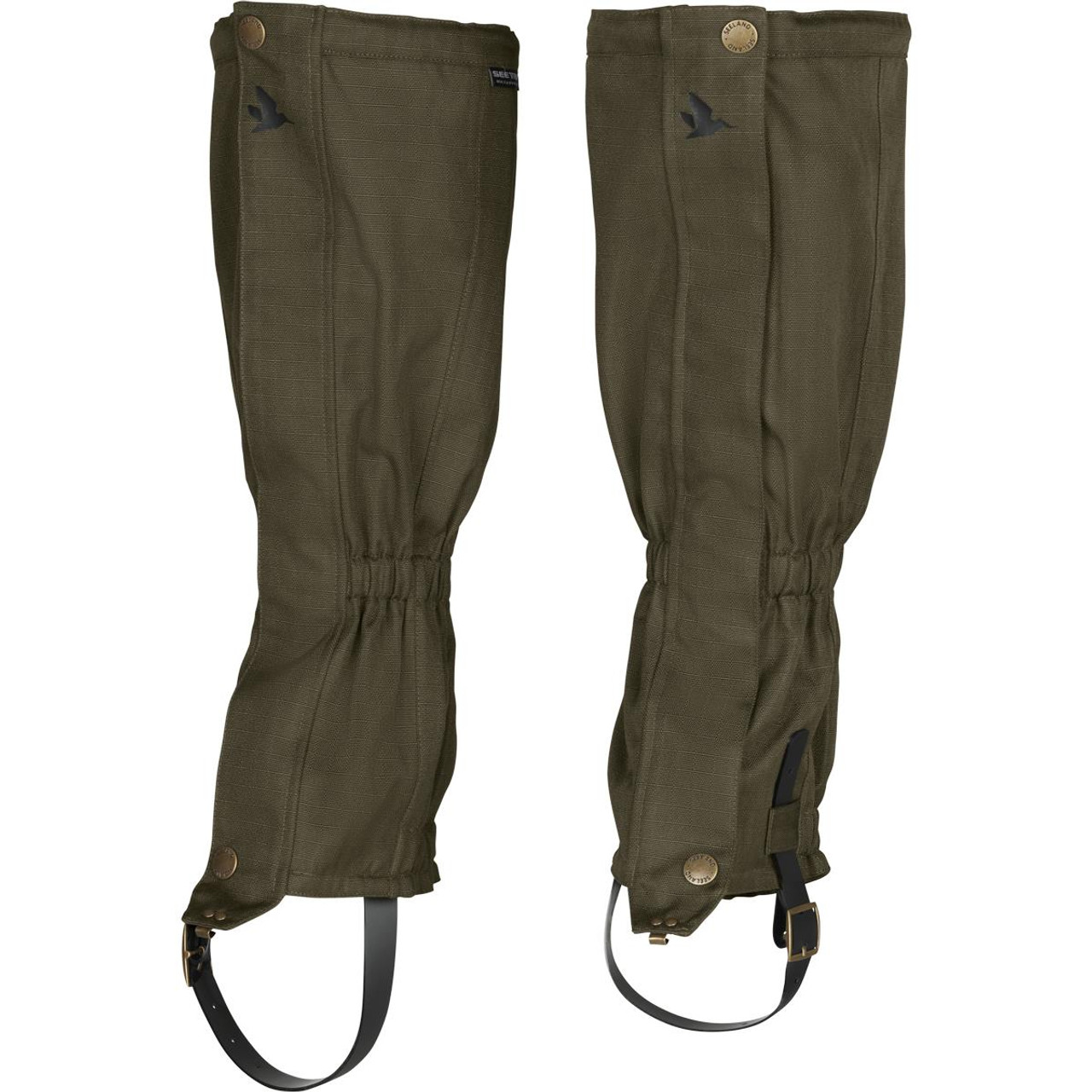 Seeland Buckthorn Gaiters / Shaded Olive / One Size