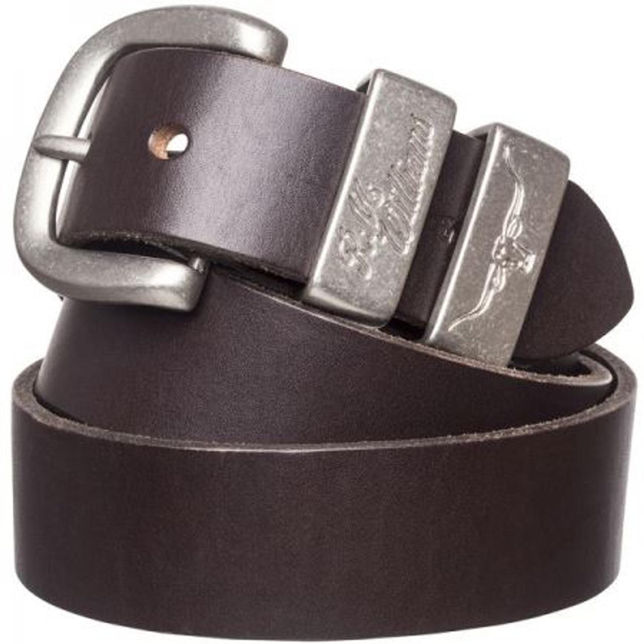 R.M. Williams 3 Piece Buckle Work Belt