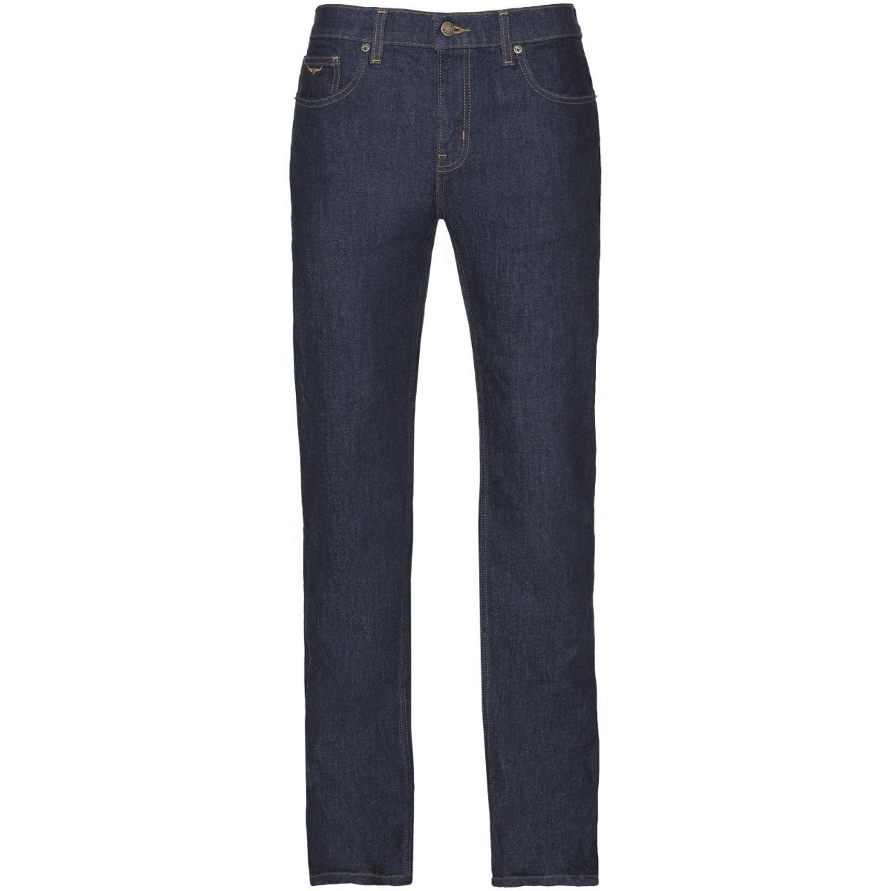 R.M. Williams Mens Ramco Denim Jeans