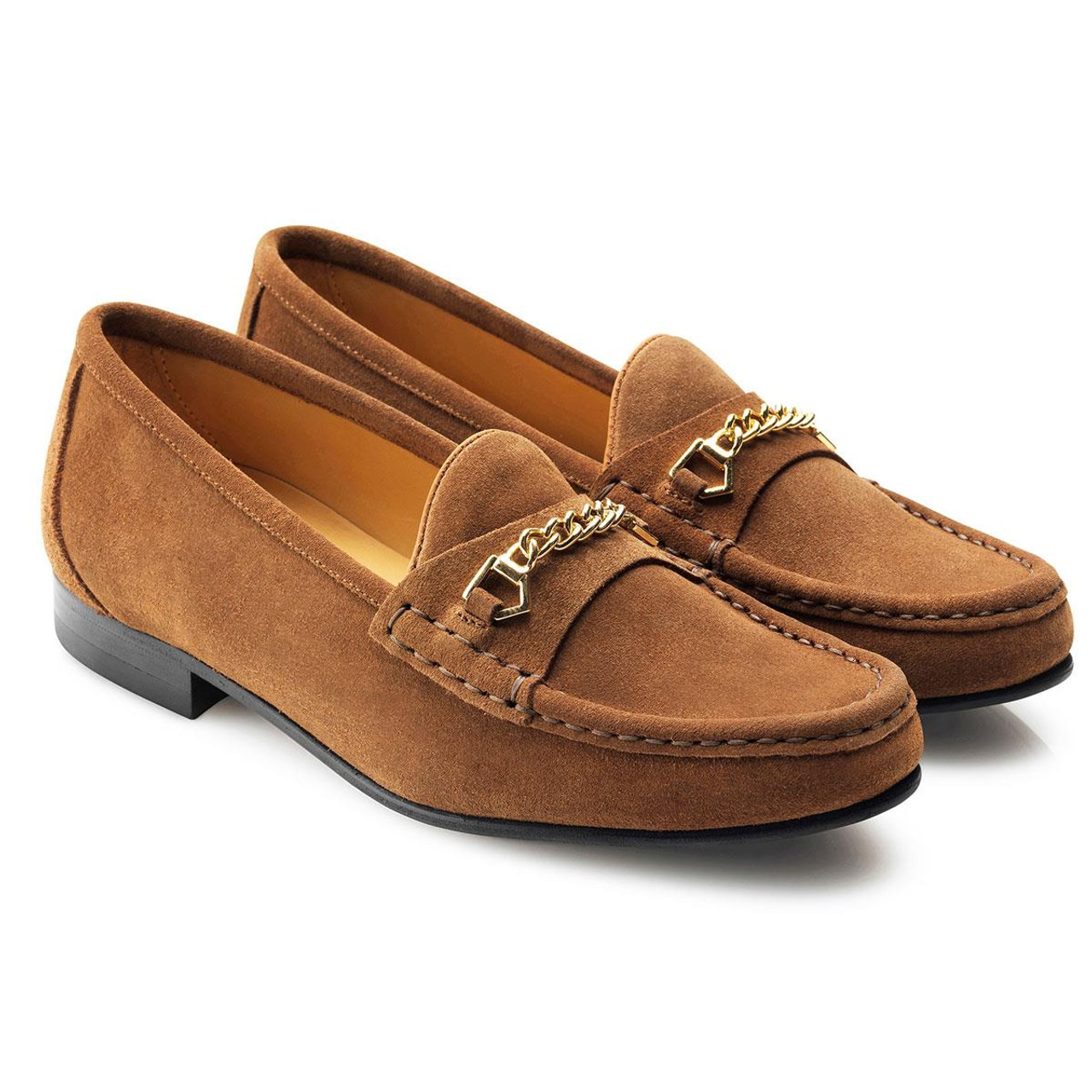 Fairfax & Favor Apsley Suede Loafer
