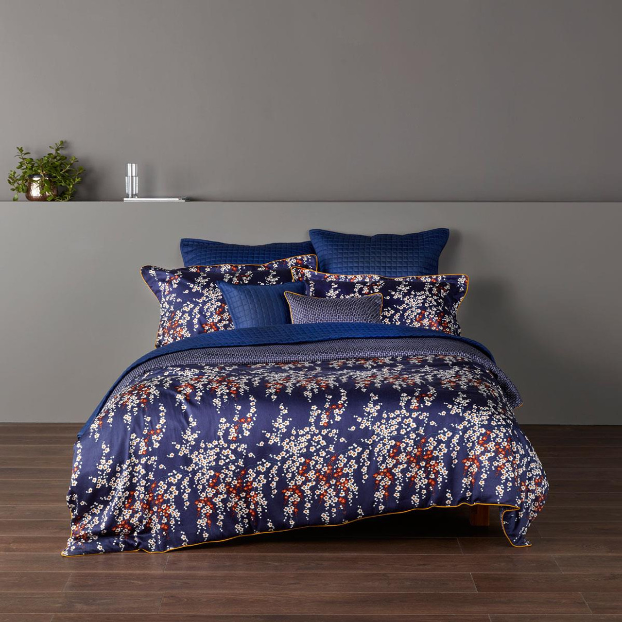Christy Morello Midnight Duvet Set