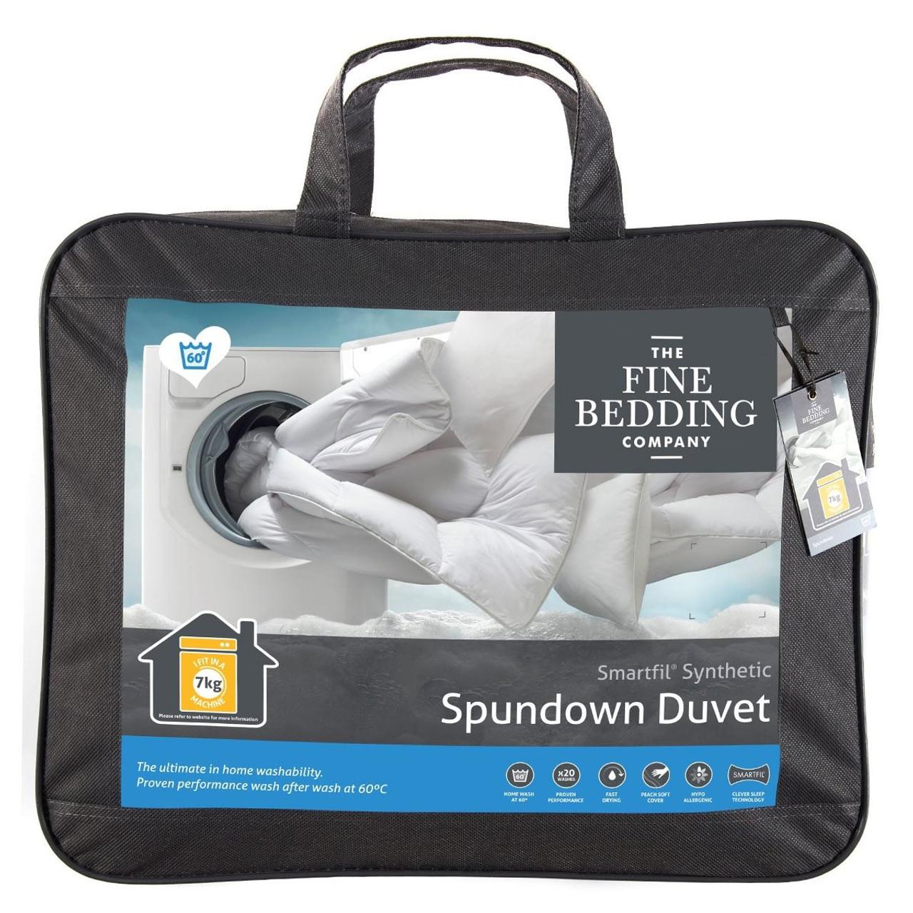 Fine Bedding Spundown Duvet Packaging