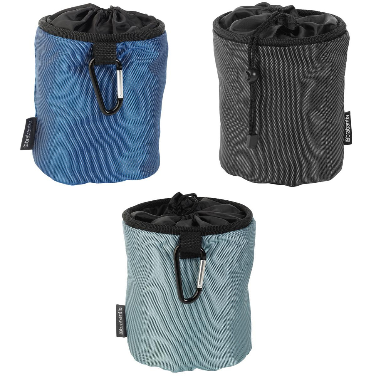 Brabantia Premium Clothes Peg Bag Assorted Colours