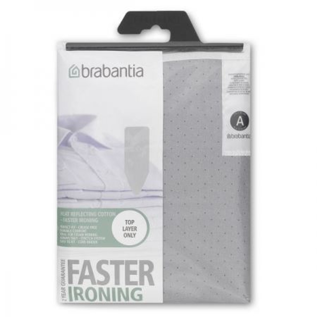 Brabantia Metallised Cotton Ironing Board Cover