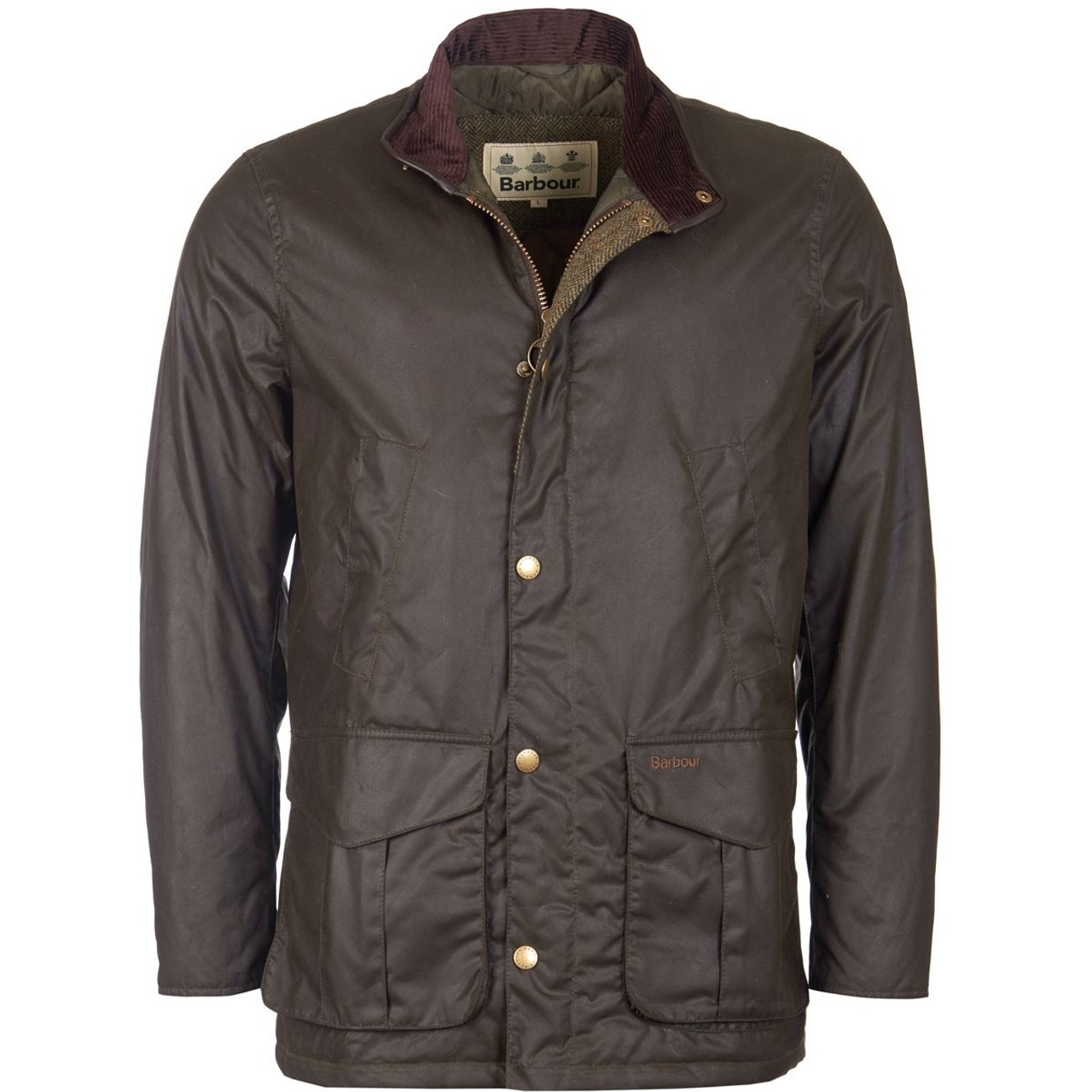 Barbour Mens Hereford Wax Jacket