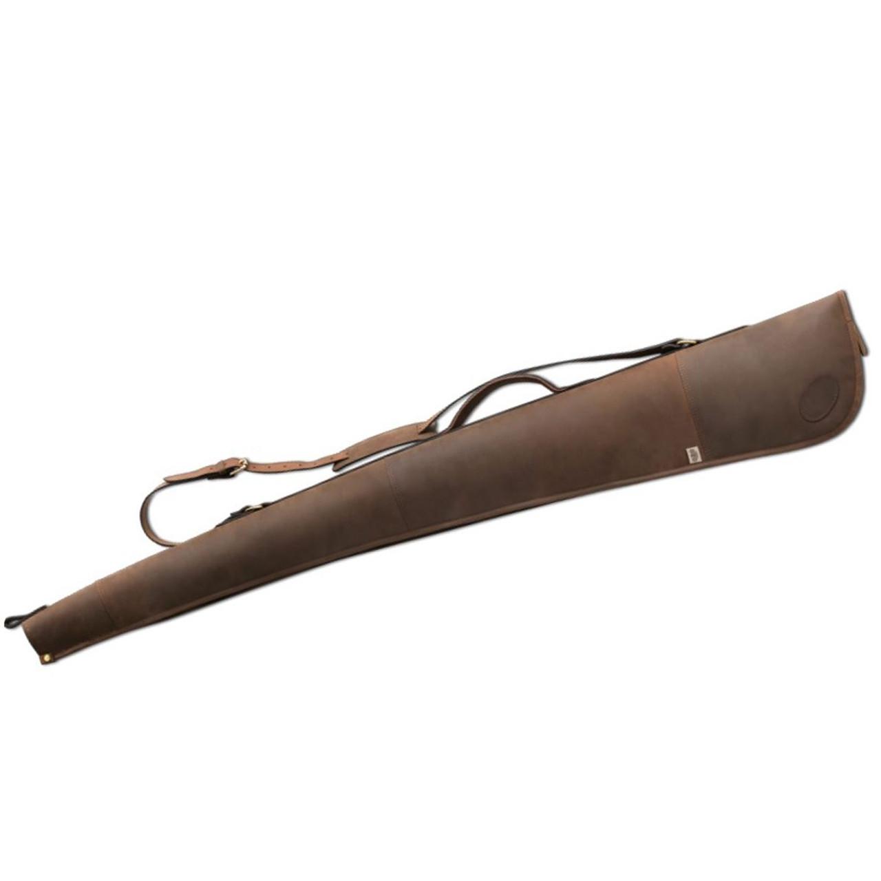 Teales Devonshire Leather Zip Around Gun Slip