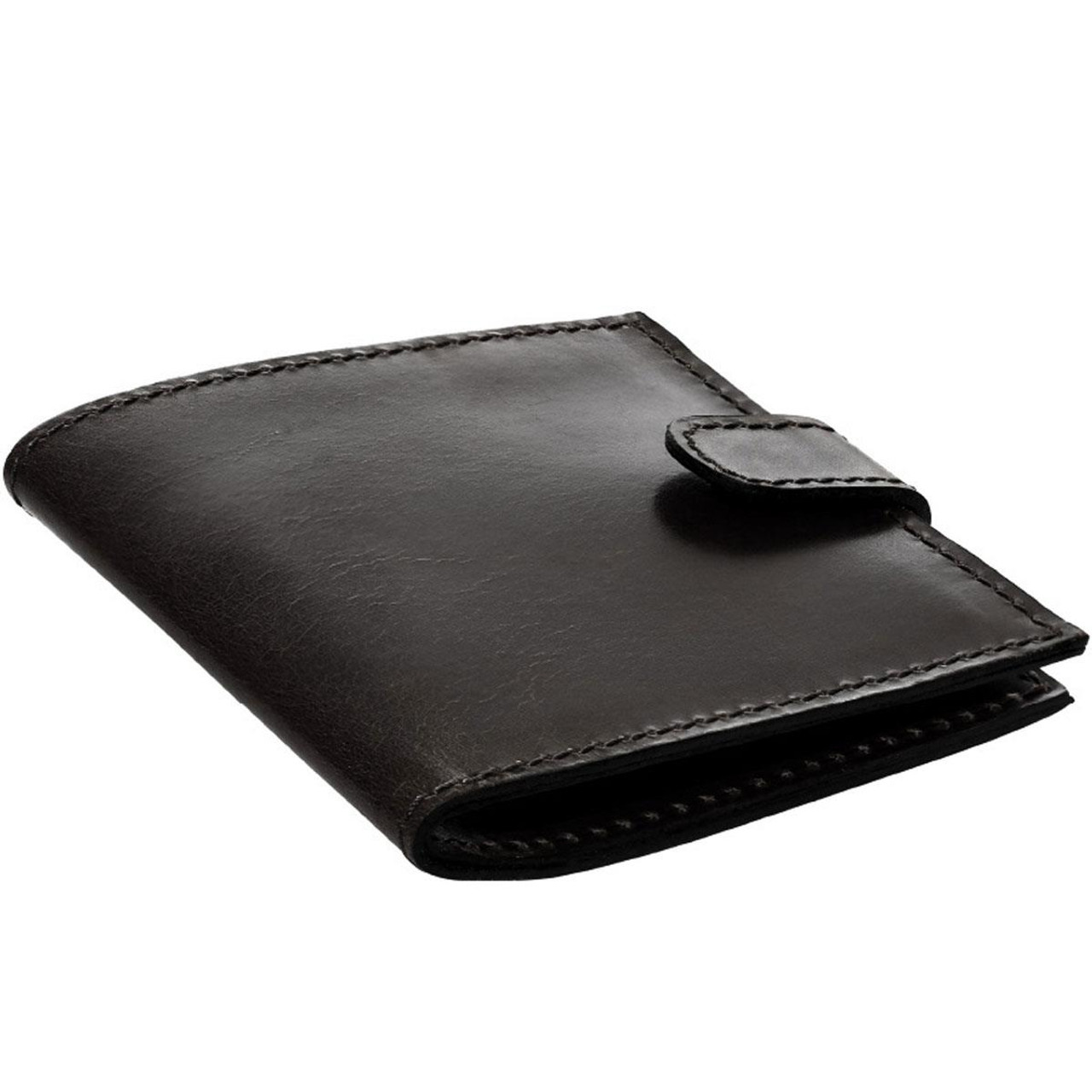 Teales Premier Single Leather Certificate Holder