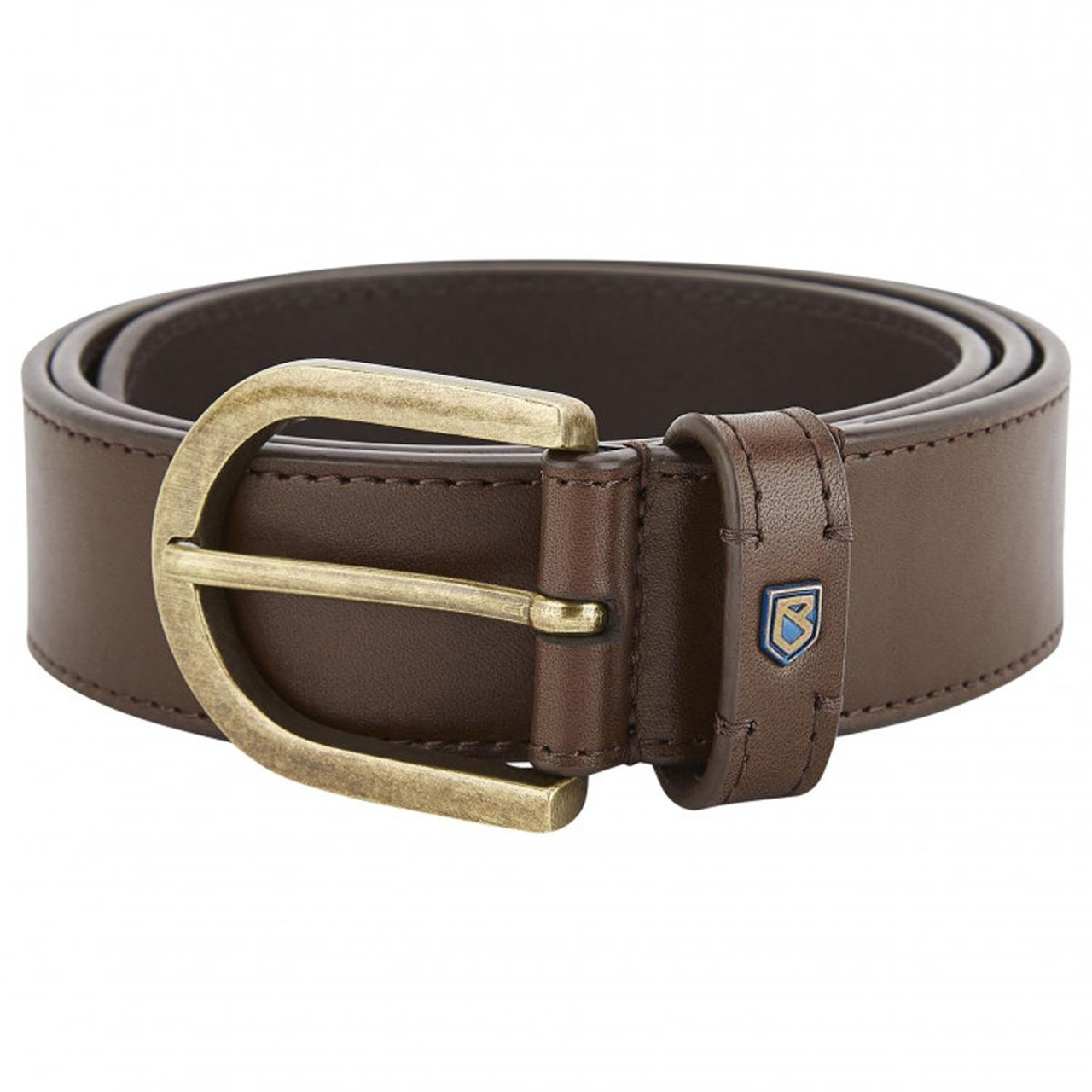 Dubarry Mens Porthall Full leather Belt