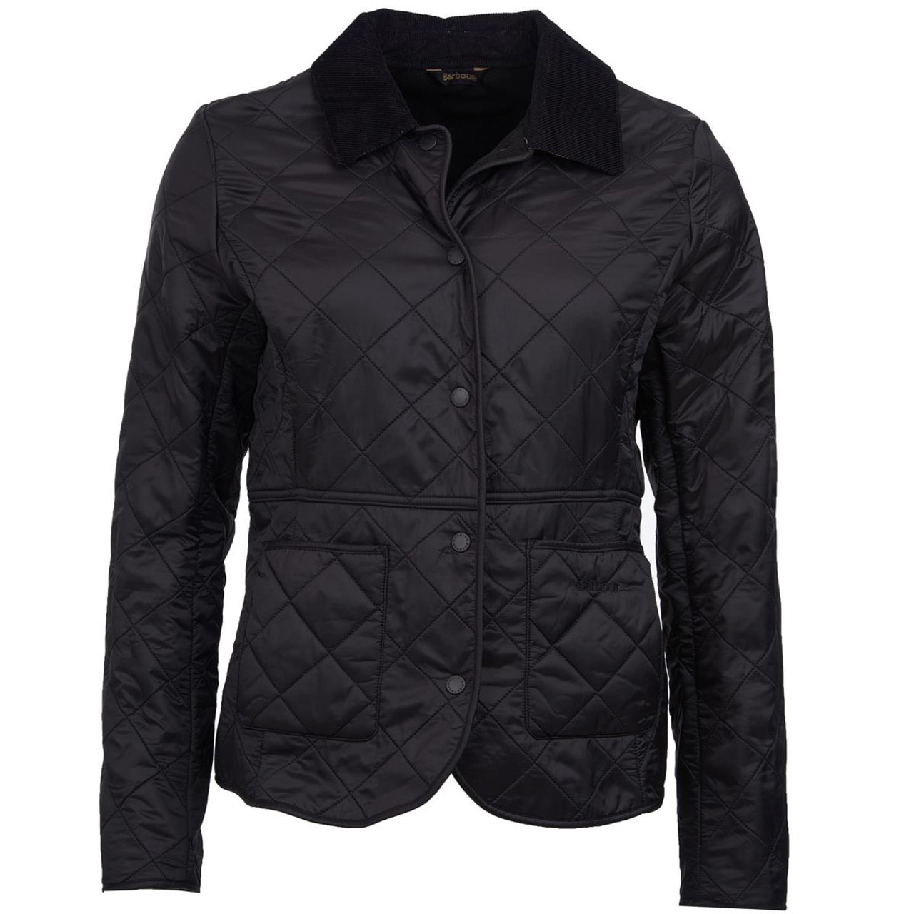 Barbour Womens Deveron Polarquilt Jacket