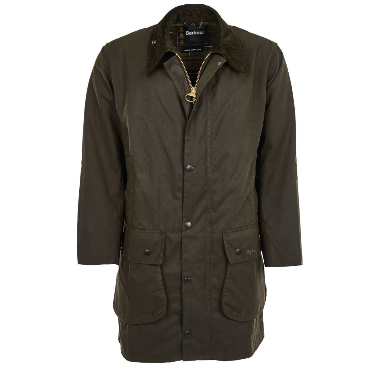 Barbour Classic Northumbria Wax Jacket