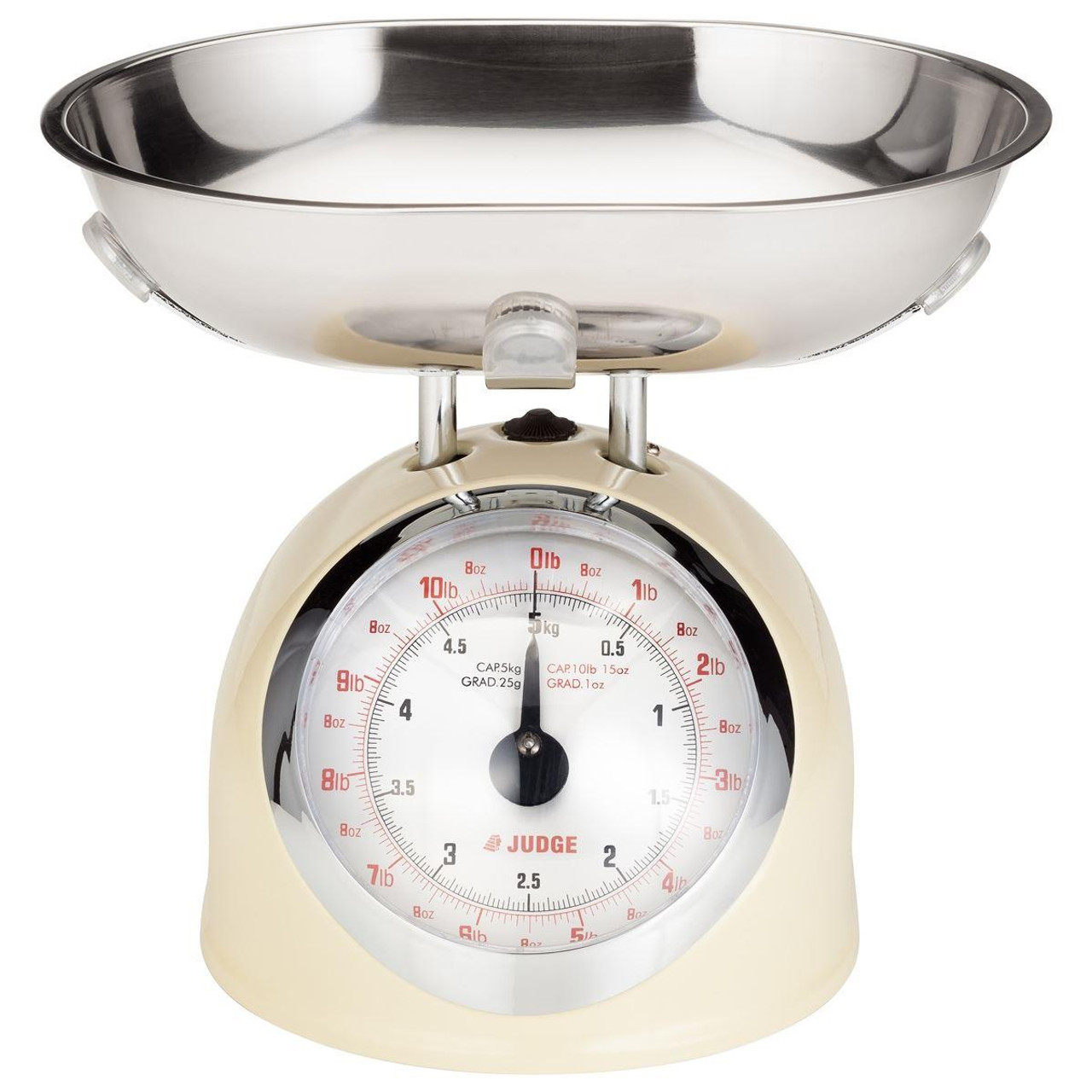 Judge Traditional Kitchen Scales 5kg