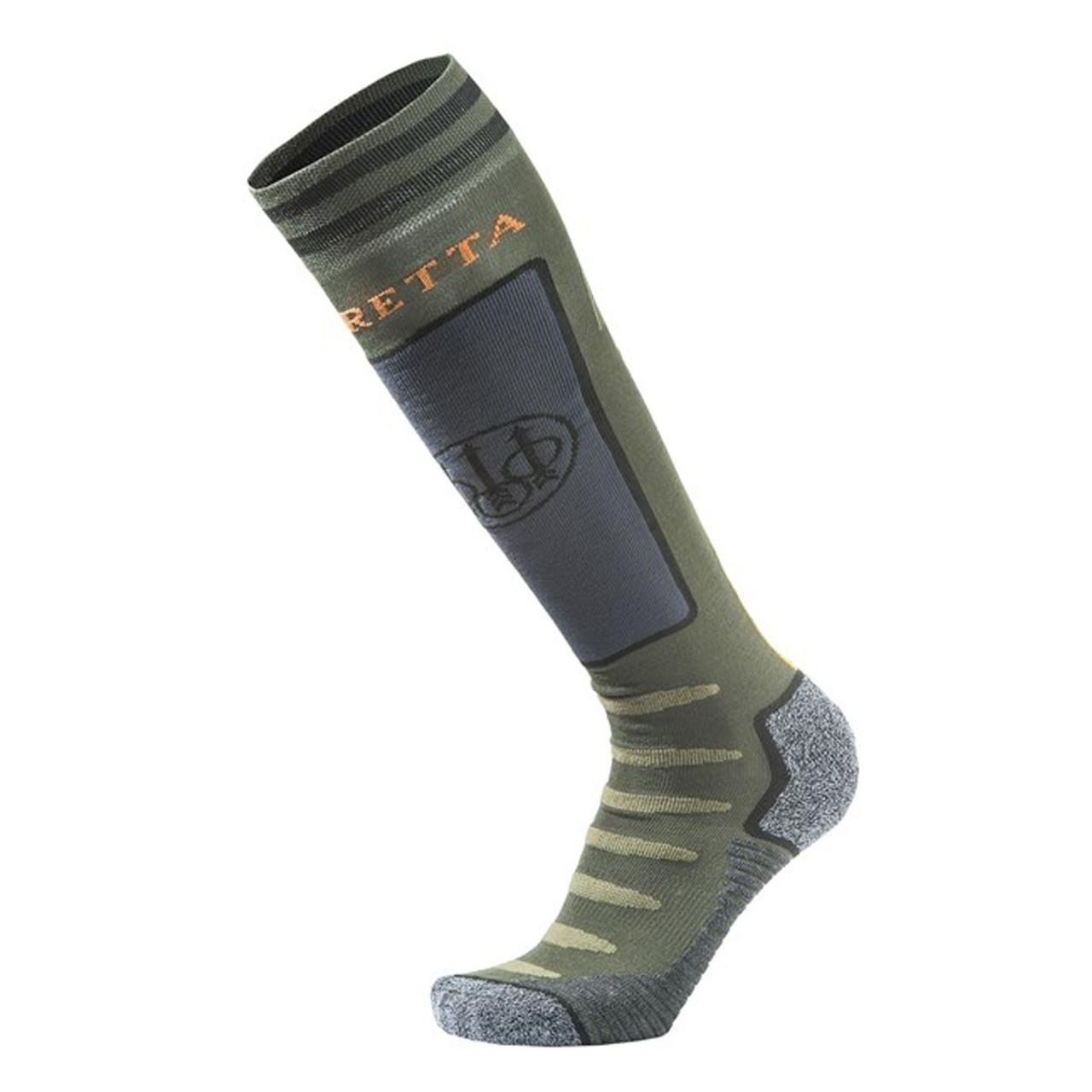 Green Beretta Mens PrimaLoft Socks