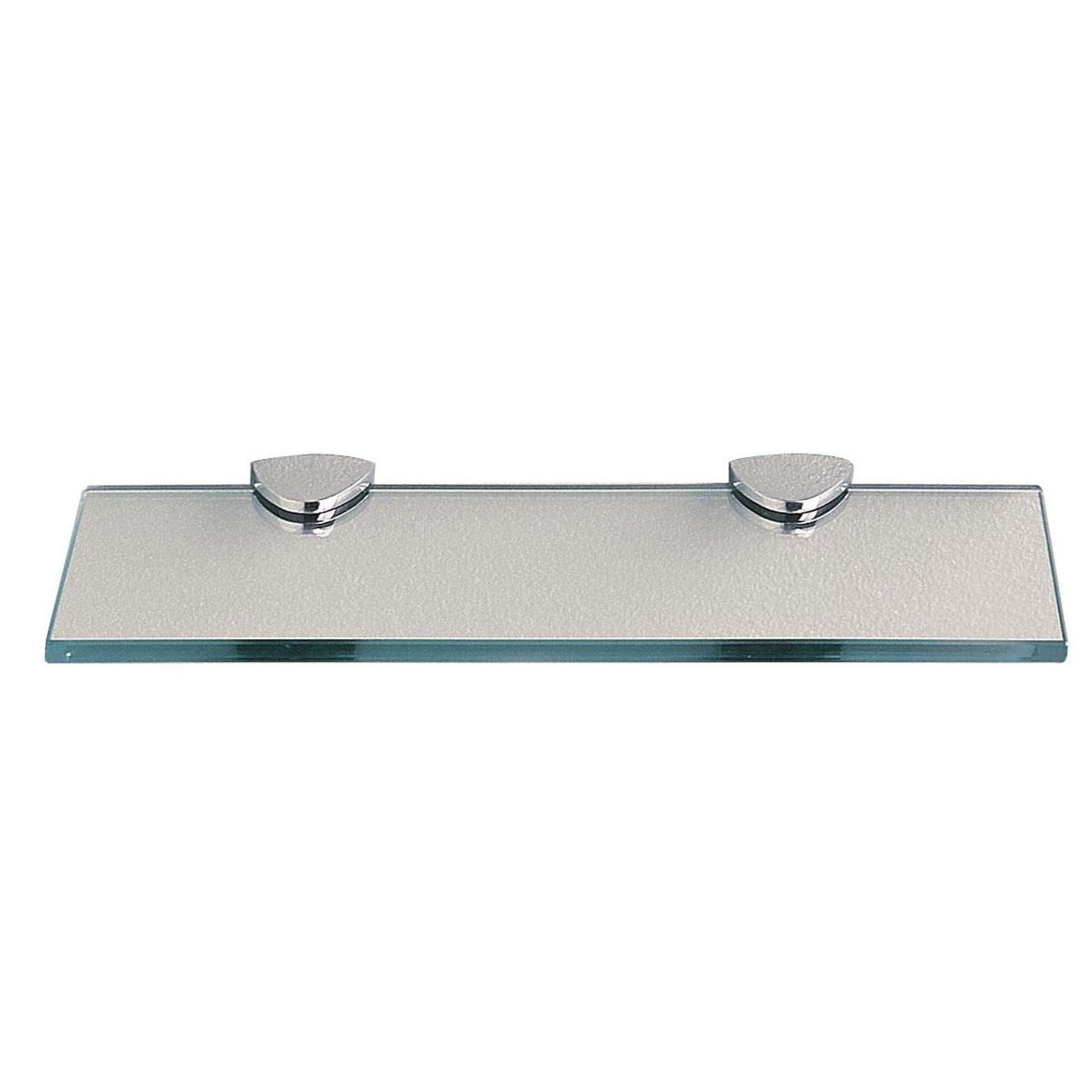 Miller Clear Glass Shelf