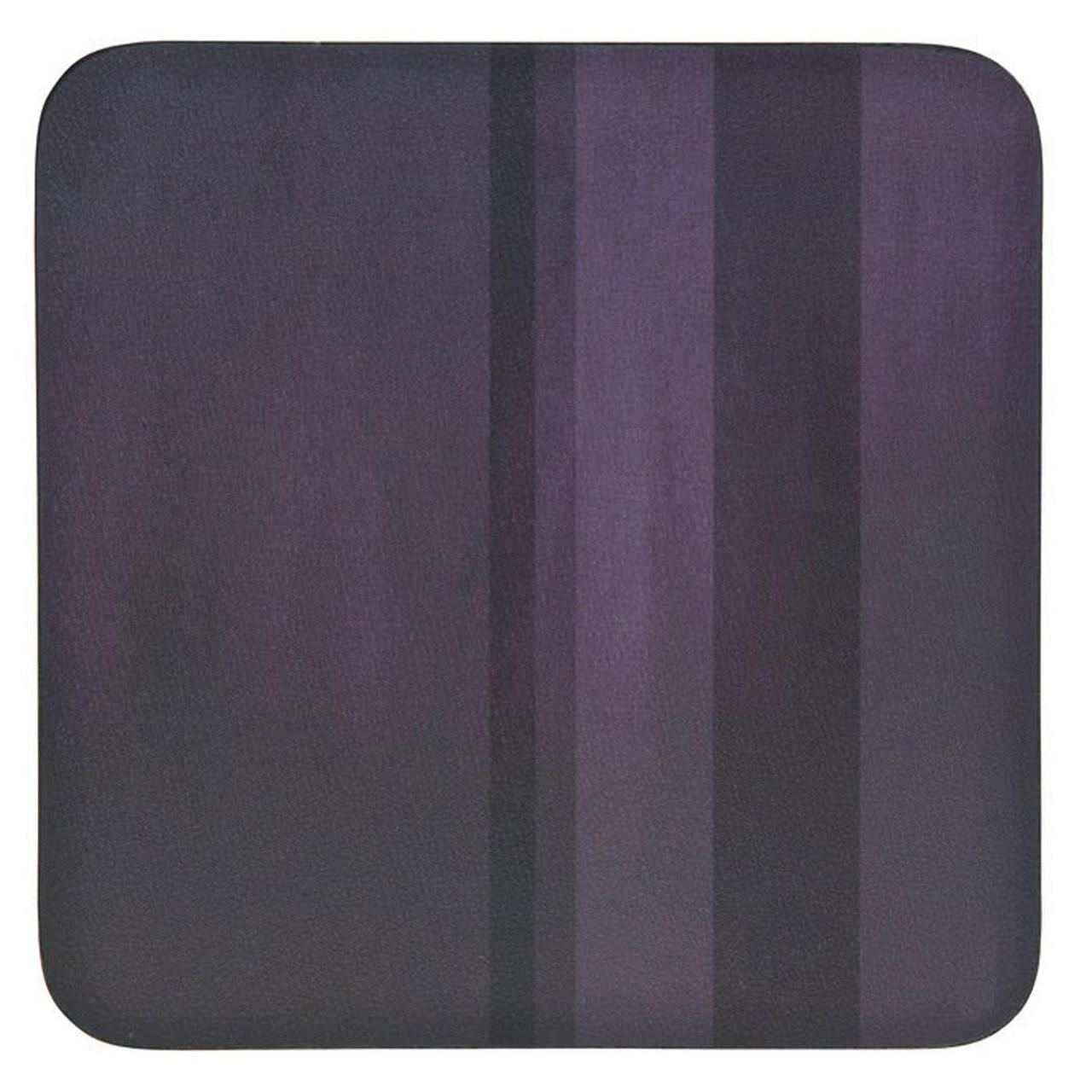 Denby Colours Purple Set Of 6 Coasters