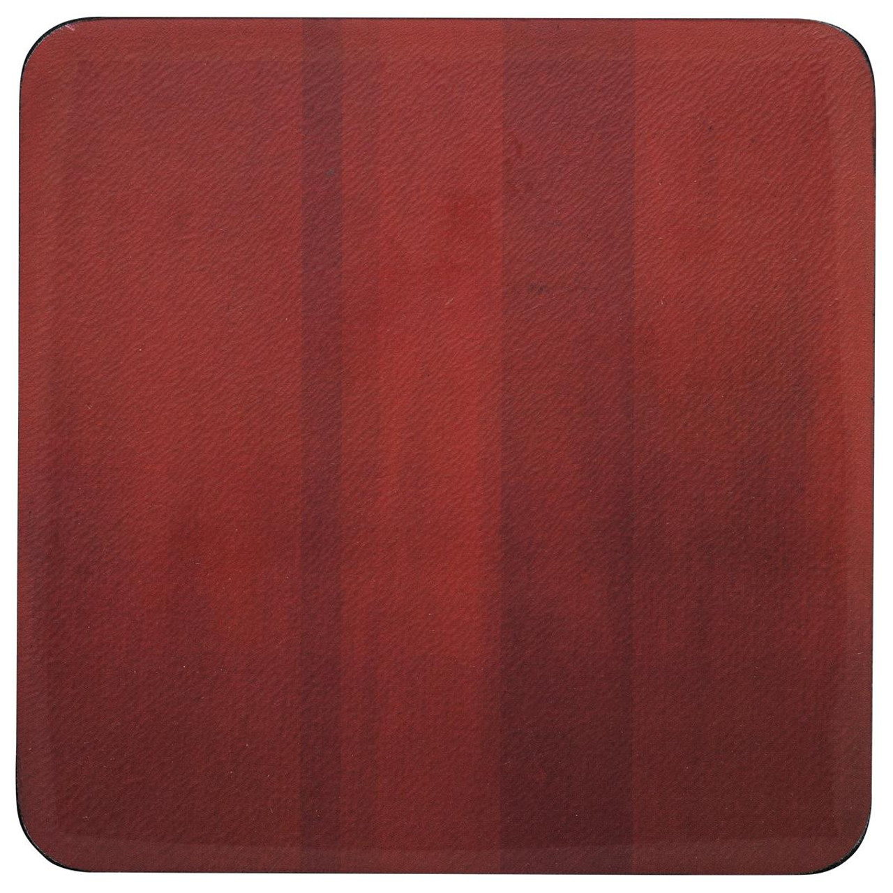 Denby Colours Red Set Of 6 Coasters