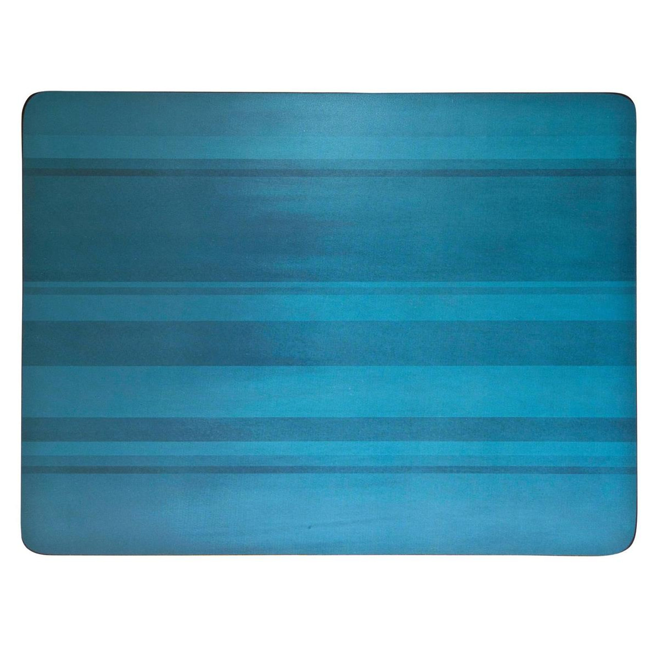 Denby Colours Turquoise Set Of 6 Placemats
