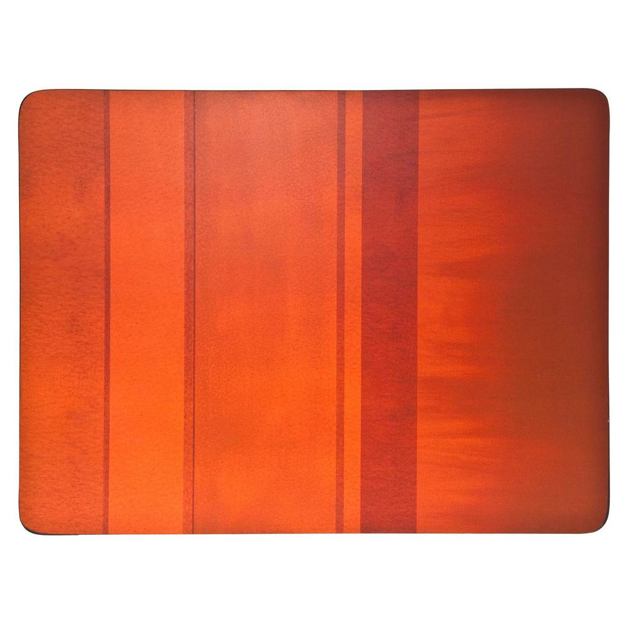 Denby Colours Orange Set Of 6 Placemats