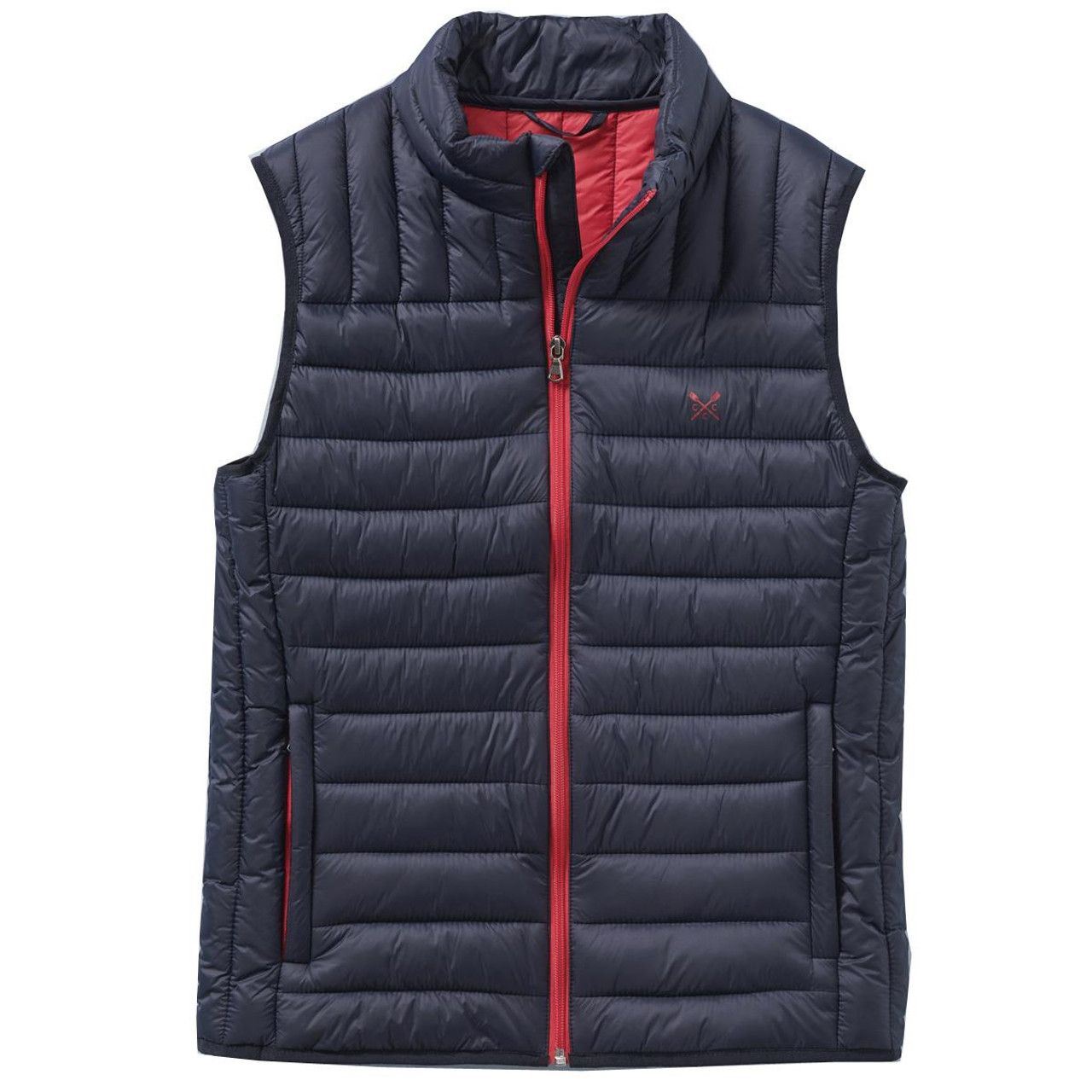 Crew Clothing Mens Lowther Gilet
