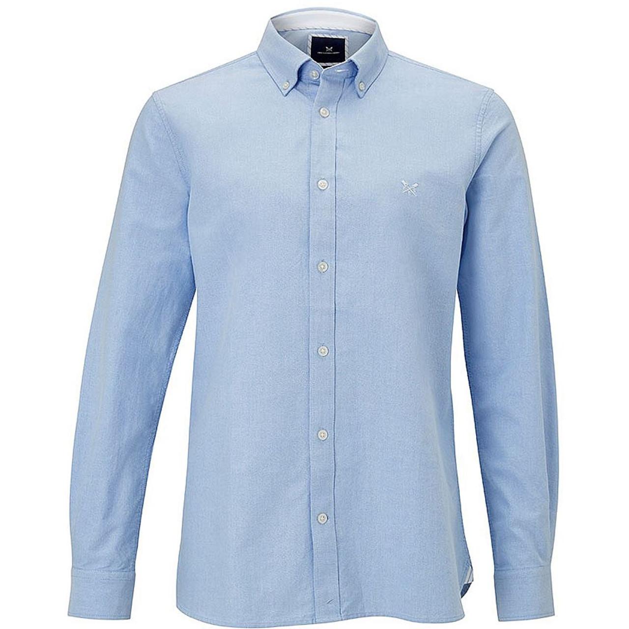 Crew Clothing Slim Oxford Shirt