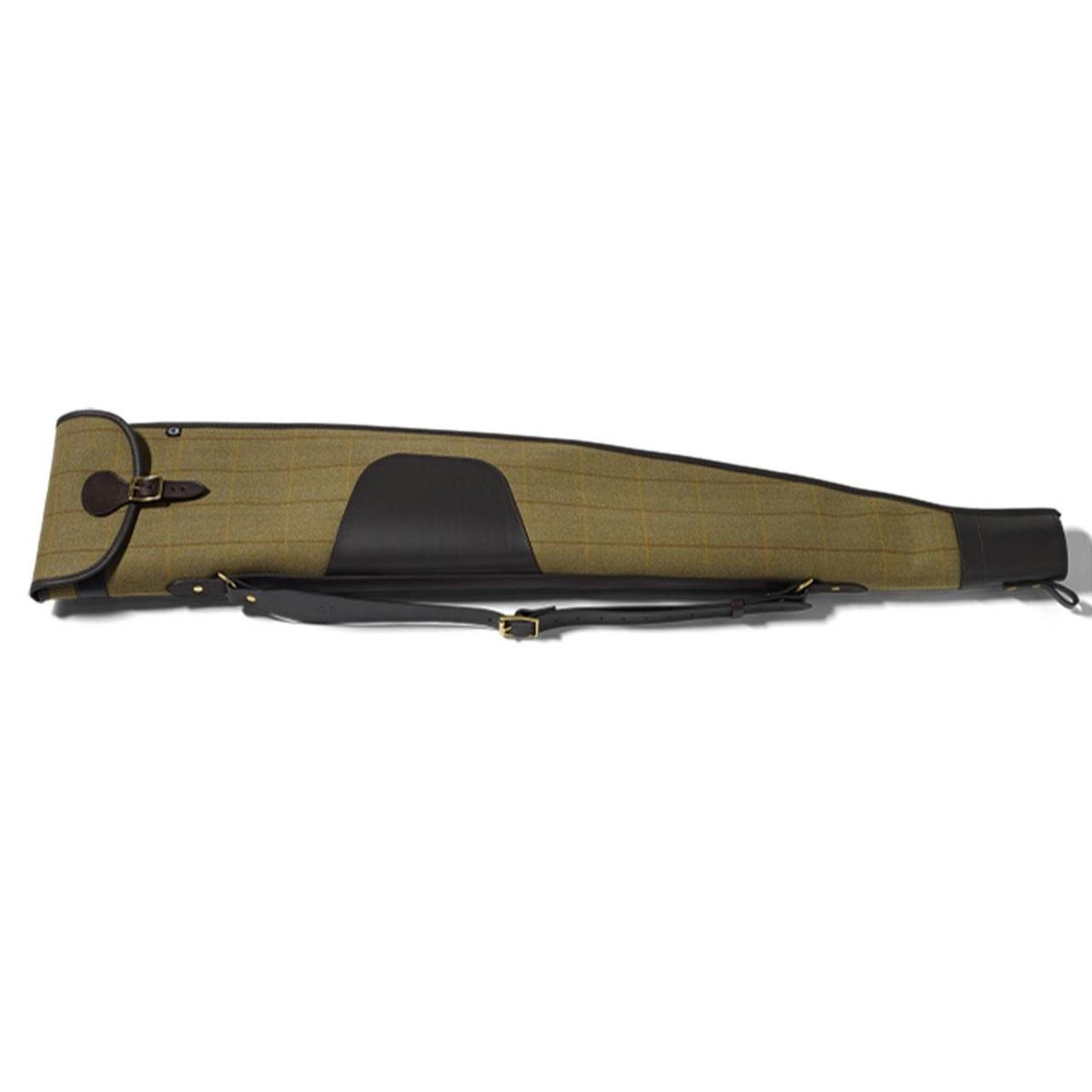 Croots Tweed Rifle Slip Zip/Flap TRS1
