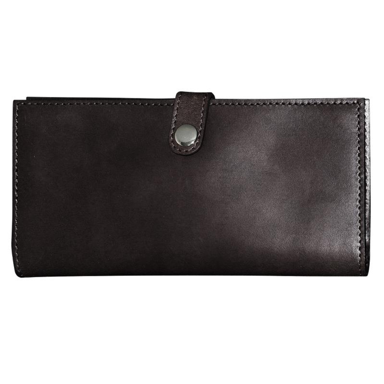 Teales Leather Shotgun and Firearms Certificate Holder Double Fold Flat