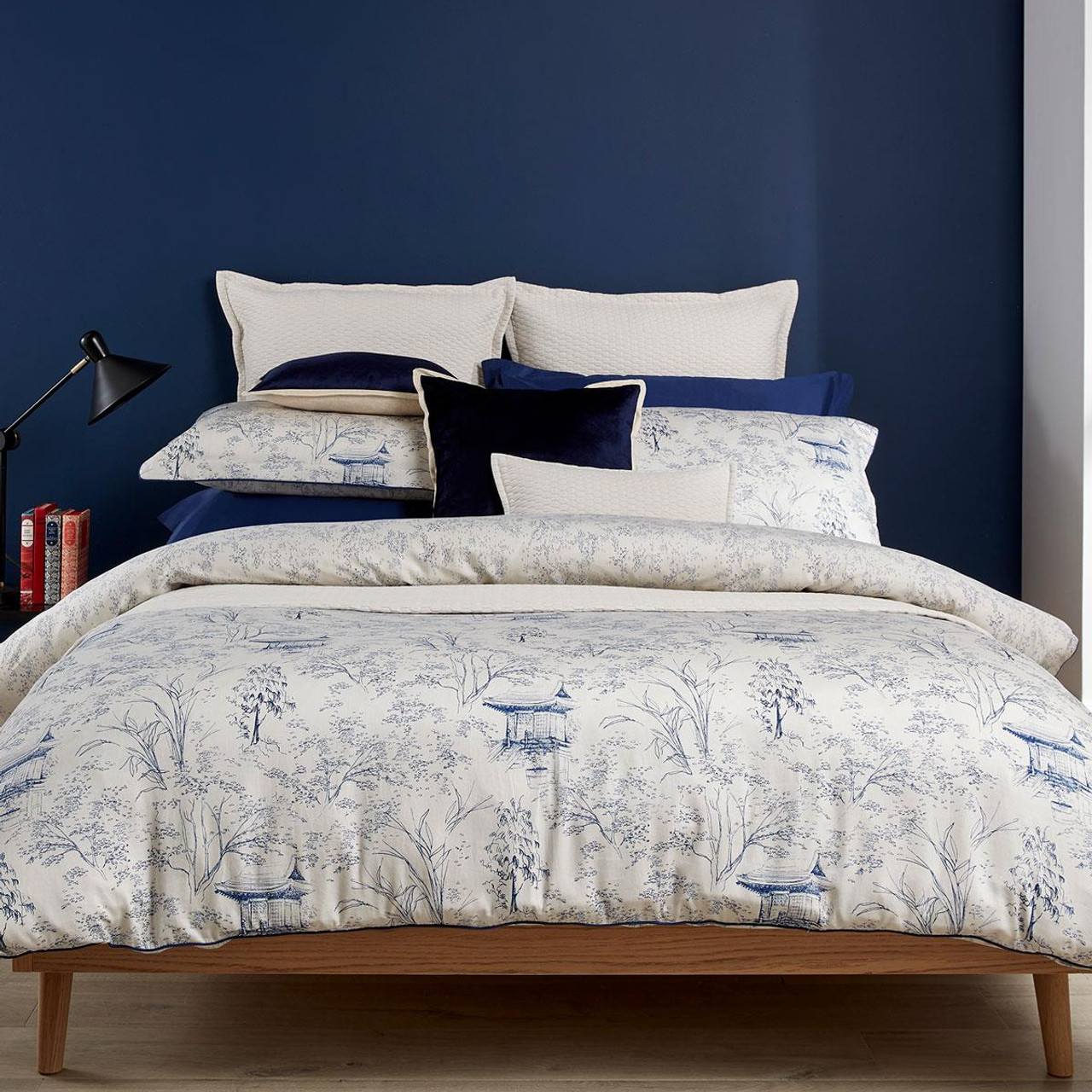 Christy Japanese Maple Duvet Set