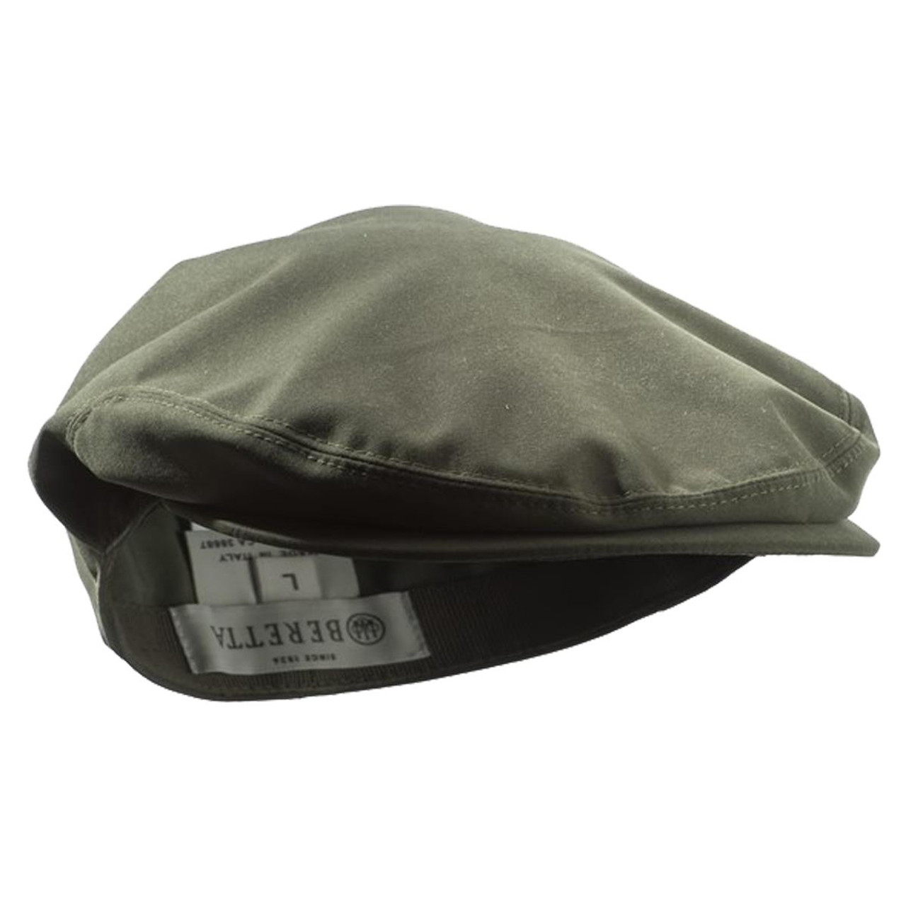 Waterproof Flat Cap