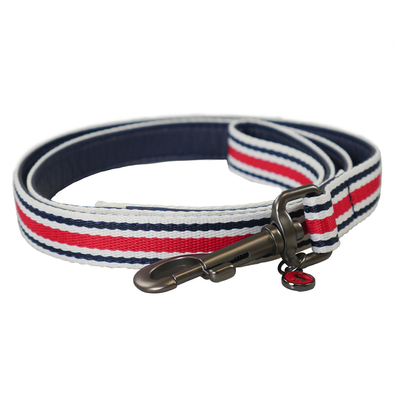 Red Coastal Dog Lead