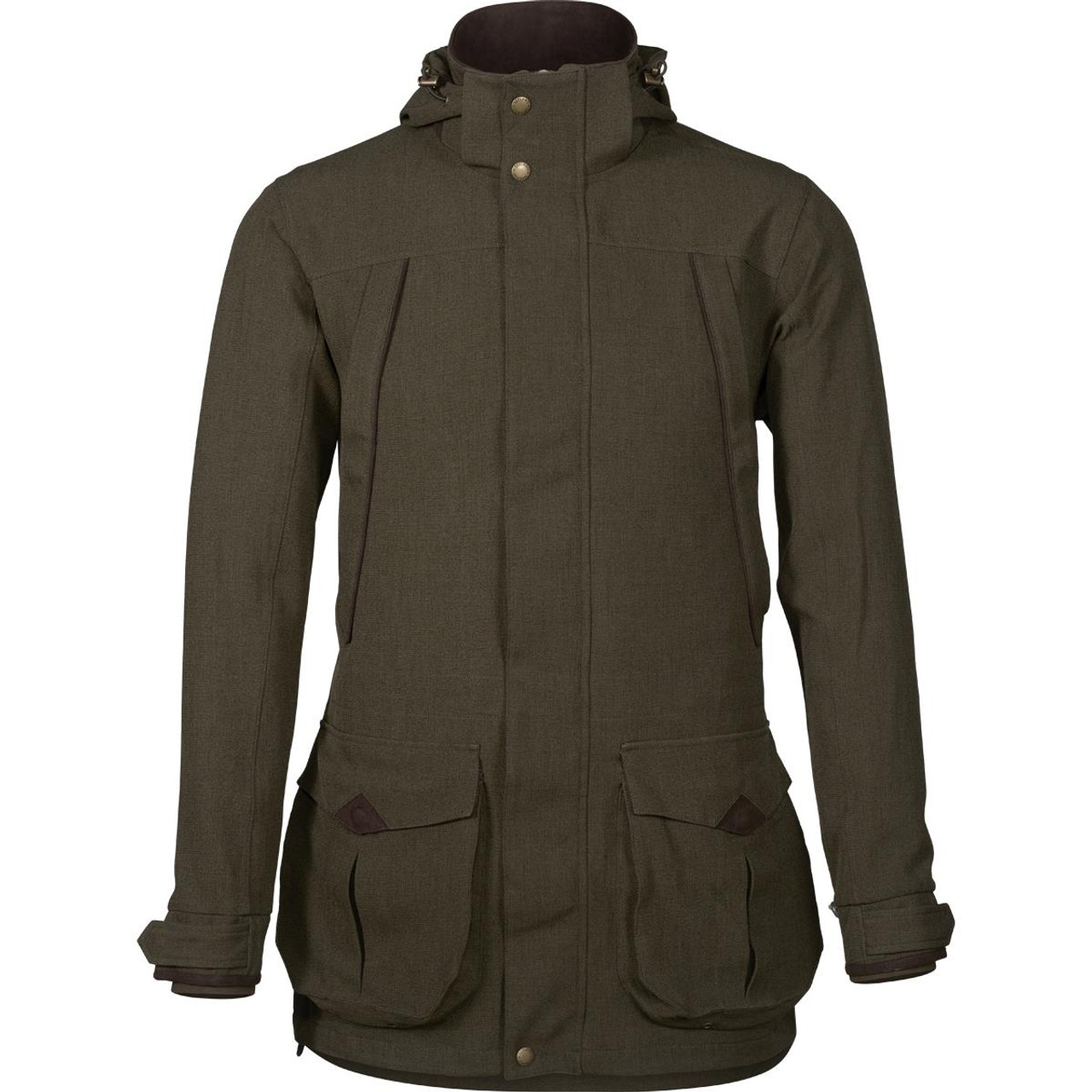 Shaded Olive Seeland Woodcock Advanced Jacket