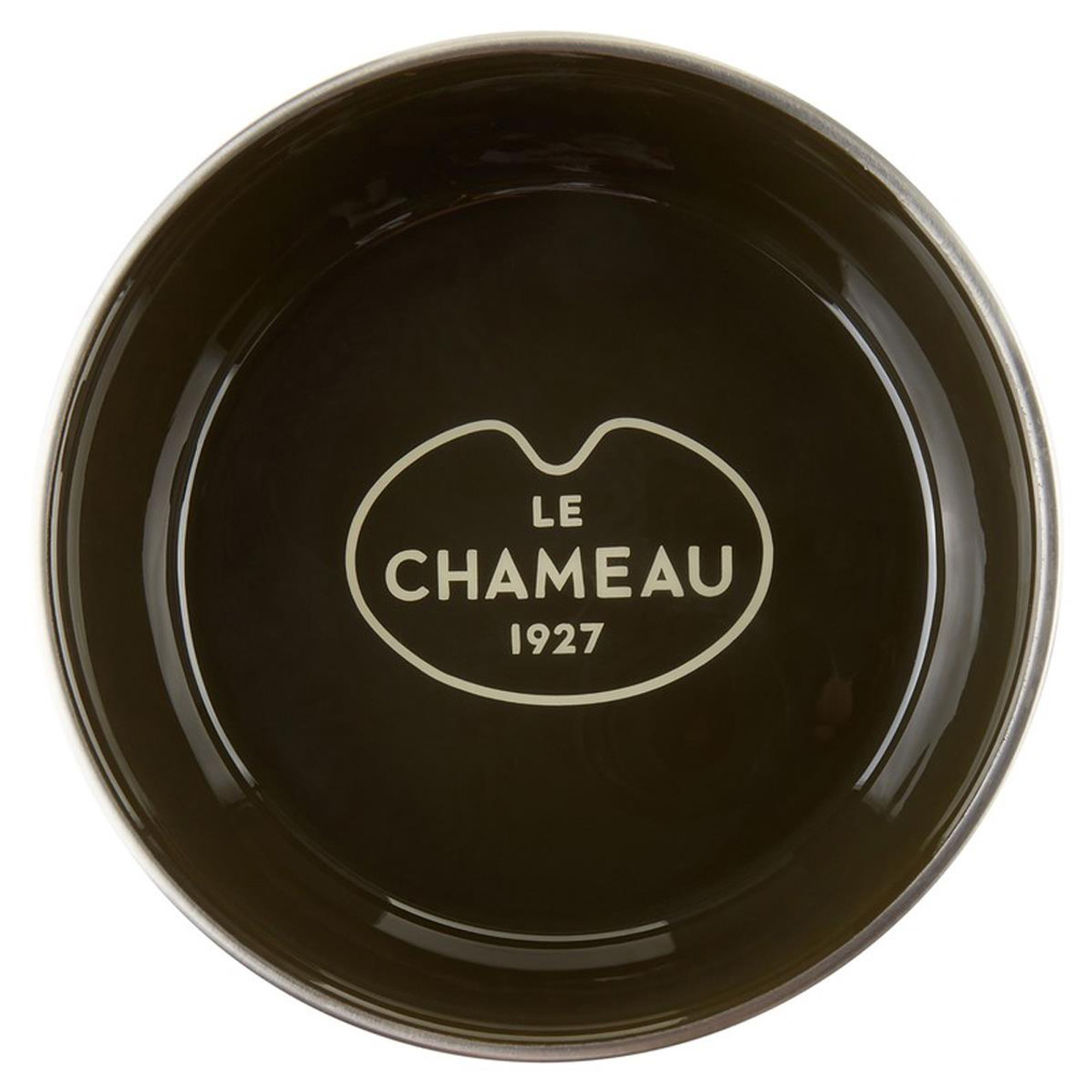 Le Chameau Stainless Steel Dog Bowl