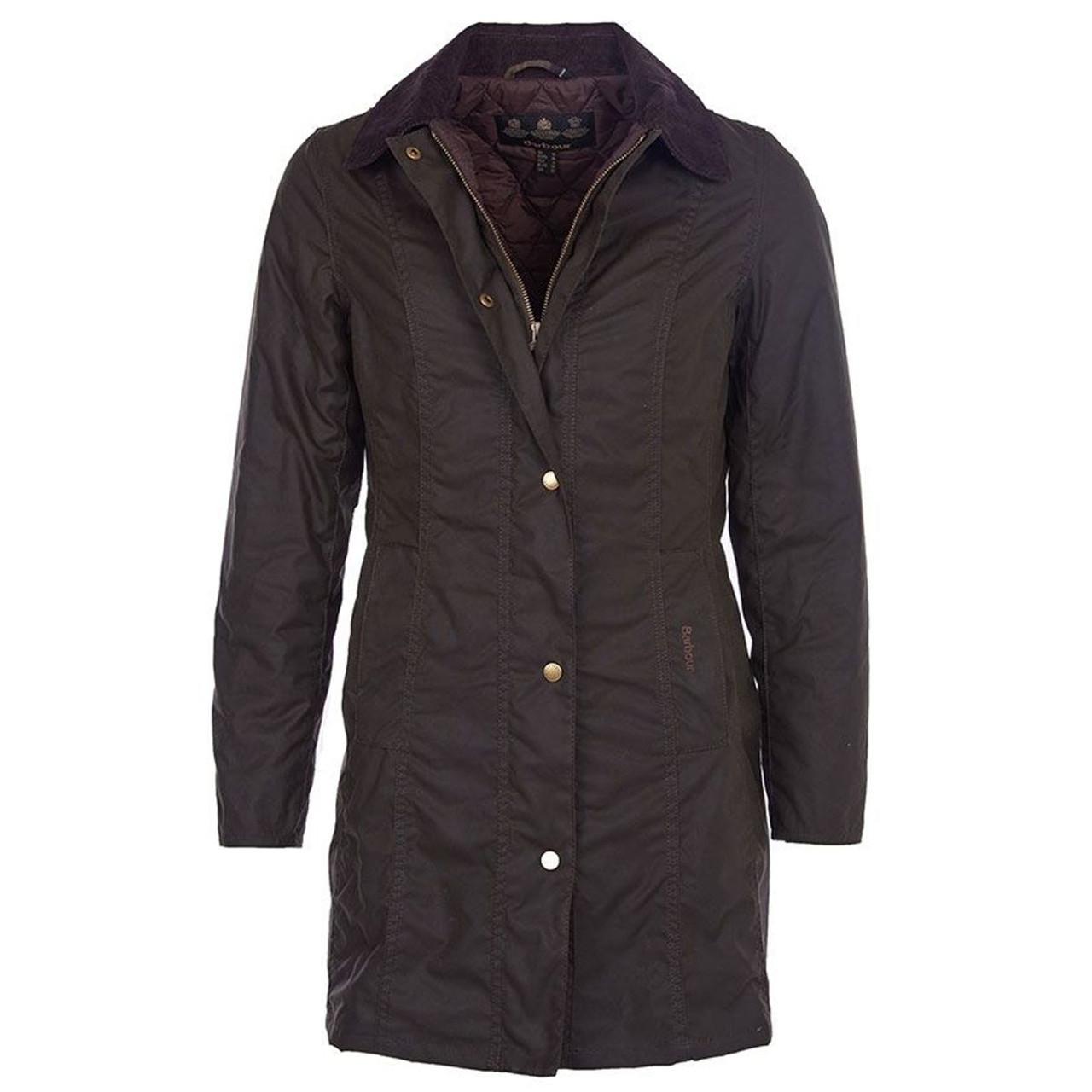 Barbour Belsay Wax Jacket