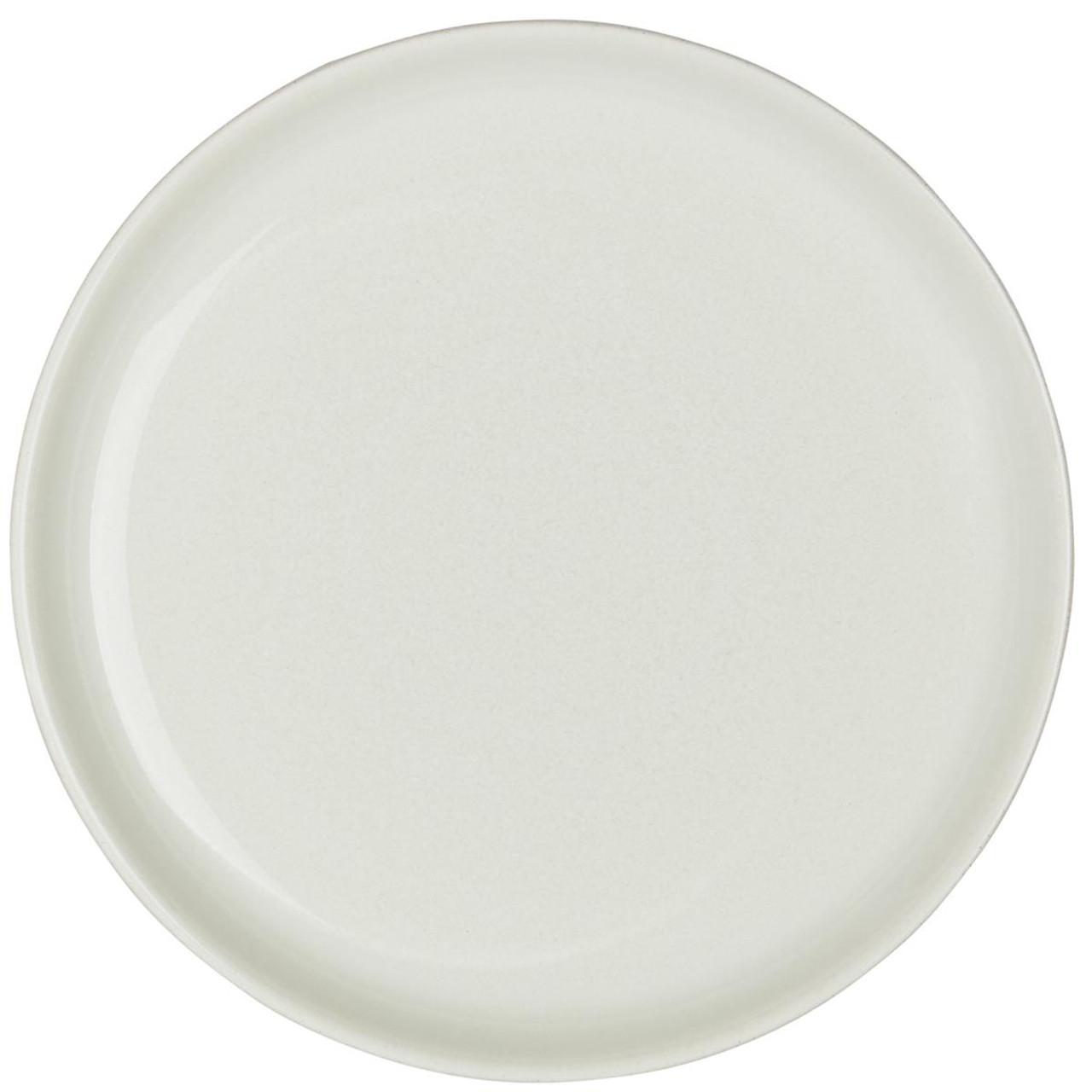 Denby Linen Medium Coupe Plate
