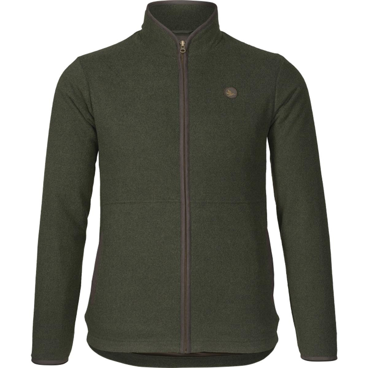 Classic Green Seeland Mens Woodcock Advantage Fleece Jacket