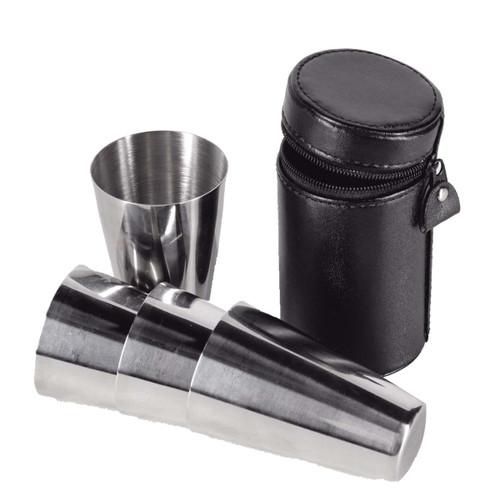 Black Bisley 2oz Cup Set Of 4