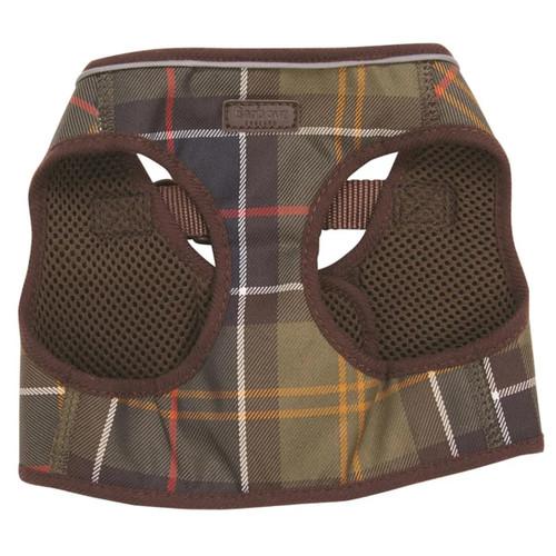 Classic Tartan Barbour Tartan Step In Dog Harness