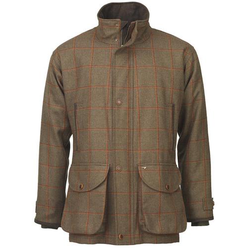 Clyde Tweed Laksen Mens Wingfield Tweed Coat