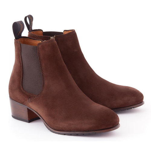 Cigar Dubarry Womens Bray Chelsea Boots