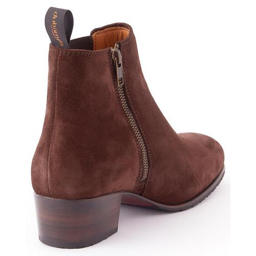 Dubarry Womens Bray Chelsea Boots Rear