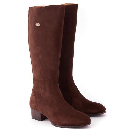 Cigar Dubarry Womens Downpatrick Boots