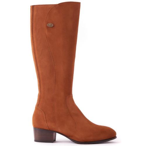 Dubarry Womens Downpatrick Boots Side