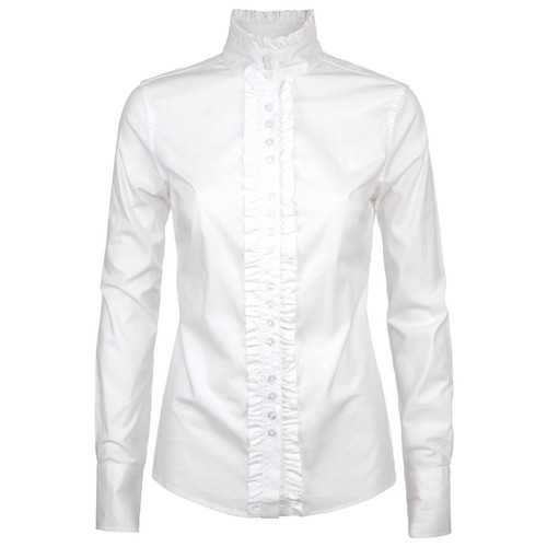 White Dubarry Womens Chamomile Shirt