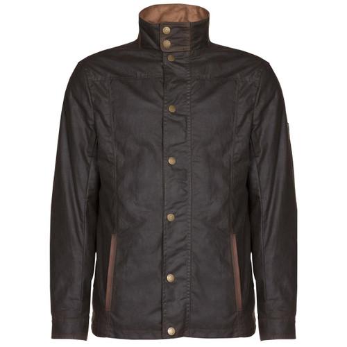 Olive Dubarry Mens Carrickfergus Waxed Jacket