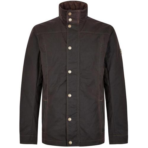 Java Dubarry Mens Carrickfergus Waxed Jacket